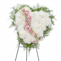 Tears of Roses Wreath