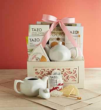 Teatime Gift Basket