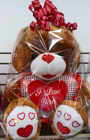 TEDDIES BEAR! LOVE Valentine's Day And Special's Day, Birthday in Bronx, NY | ALTA FLORISTERIA