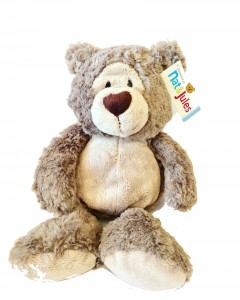 Teddy Bear  3C Floral Collection