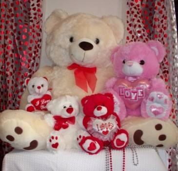 Teddy bear add ons gift basket in west monroe la all occasions teddy bear add ons gift basket voltagebd Gallery
