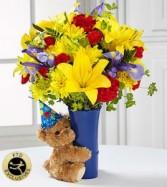 Teddy Bear HBD