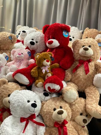 Teddy Bears  Valentines