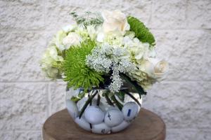 Tee Off Time Bouquet  in Beaufort, SC | Smiling Petals Flower Shop