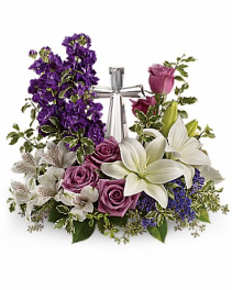 Telaflora's Grace and Majesty Bouquet  Fresh Arrangement
