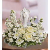 Telaflora's Guiding Light Bouquet Angel Arrangement