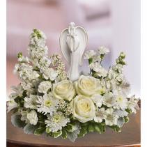 Telaflora's Guiding Light Bouquet Angel Arrangement