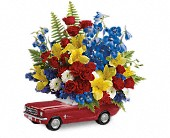 Teleflora 65 Mustang Fathers Day, All in Waterbury, CT | GRAHAM'S FLORIST