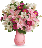 Always Loved Teleflora Bouquet