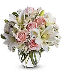 Teleflora Arrive in Style  Vase arrangement