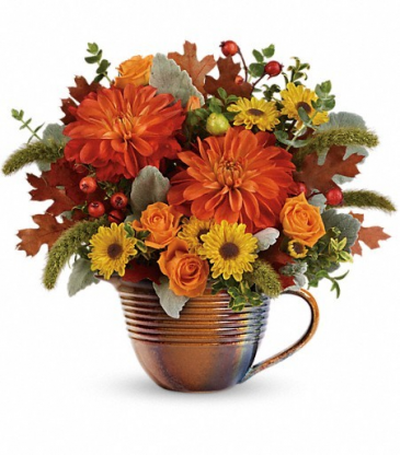 Teleflora Autumn Sunrise