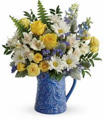 Teleflora Bright SKies Bouquet
