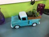 Teleflora Chevy Truck Planter
