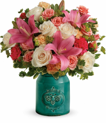 Country Skies Teleflora Bouquet