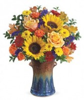 Teleflora Country Sunflower Fall