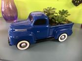 Teleflora Ford Truck Planter
