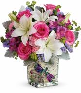 Garden Poetry Teleflora Bouquet