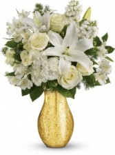 Teleflora Gold Bouquet