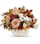 Teleflora Harvest Charm Bouquet Fall