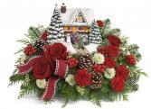 Teleflora Hero's Welcome Christmas