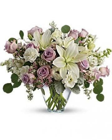 Teleflora Lovely Luxe Floral Arrangement