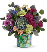 Teleflora Marvelous Mosaic Fresh Flowers