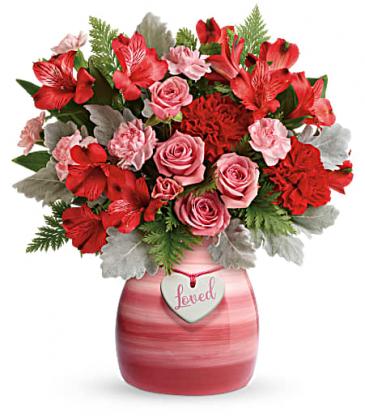 Teleflora Playfully Pink Bouquet
