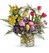 Teleflora Pop Of Spring Fresh Flowers