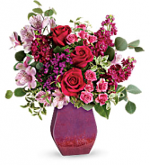 Teleflora Rare Jewels Fresh Flowers