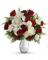 Teleflora Silver Noel Bouquet