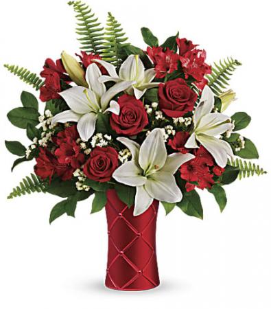 Teleflora Sweetest Satin  valentines