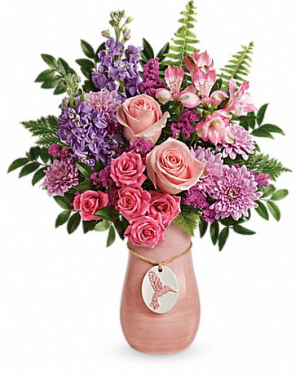 Teleflora Winged Beauty Mother's Day in Gilbert, AZ | Country Blossom Florist Inc. & Boutique