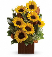 Teleflora You're Golden TEV32-1B Bouquet