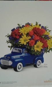 Teleflora's '48 Ford Pick-up