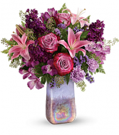 Teleflora's Amethyst Jewel Bouquet Anytime