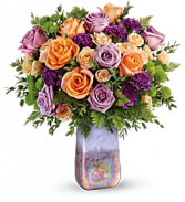 Teleflora's Amethyst Sunrise Bouquet  in Tampa, Florida | Blooms & Bouquets