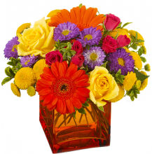 Teleflora's Another Year Bolder  Arrangement