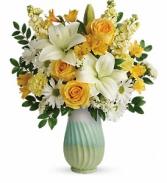 Teleflora's Art Of Spring T18E100B Bouquet
