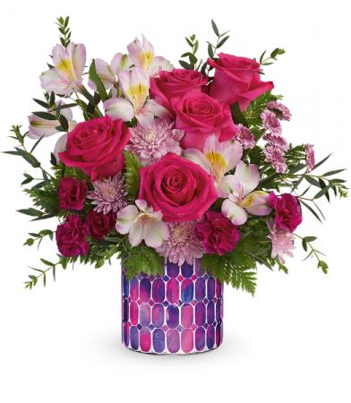 Teleflora's Artisanal Appreciation T21S105B Bouquet