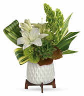 Teleflora's Artistic Angles Bouquet