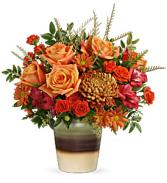Teleflora's Autumn Gifts Bouquet