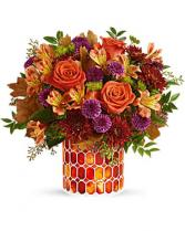 Teleflora's Autumn Radiance Bouquet