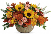 Teleflora's Autumn Sunbeams Fall