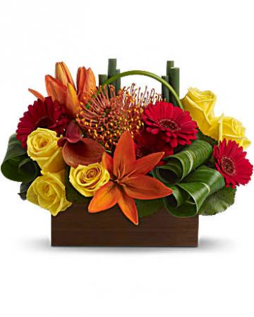 Bamboo Getaway - 438 Flower arrangement