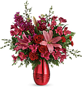 Teleflora's Beyond Radiant Bouquet