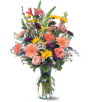 Teleflora's Birthday Pastels  in Livermore, CA | KNODT'S FLOWERS