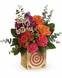 Teleflora's Birthday Sparkle Bouquet  Birthday Sparkle Bouquet
