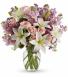 Teleflora's Country Basket Blooms Fresh Floral Basket
