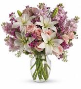 teleflora's Blossoming Romance Fresh Flowers