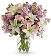 Teleflora's Blossoming Romance TEV09-1B Bouquet